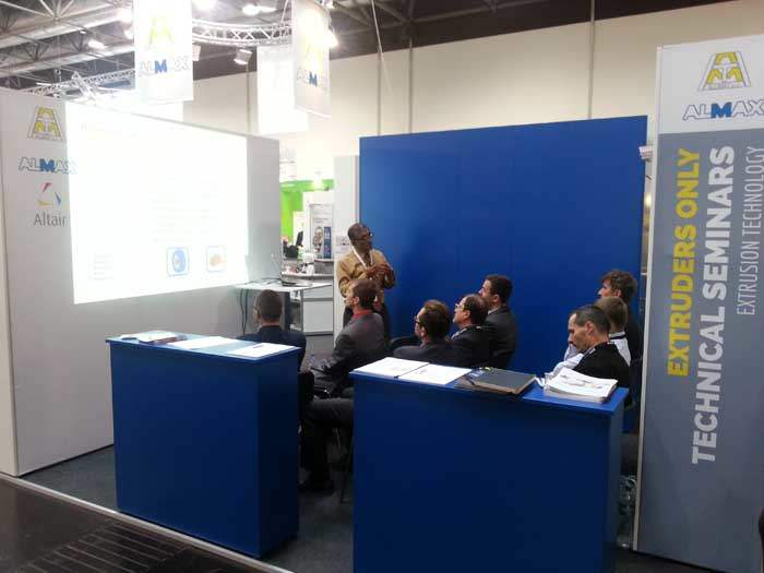 Technical seminars at Aluminium 2014
