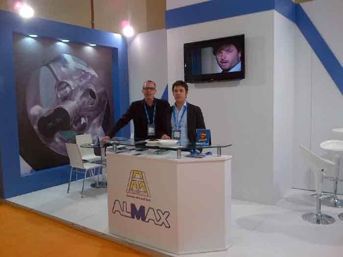 Alumat Almax at Aluexpo 2013