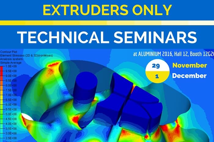 extruders-only-technical seminars