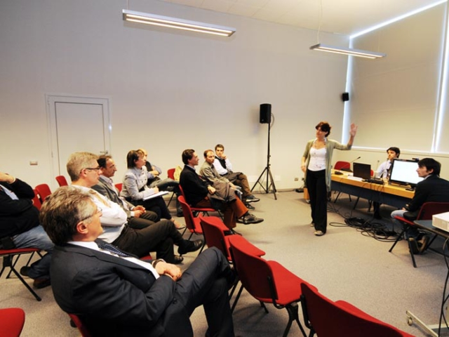 Thango conference at Aluminium 2010